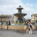Place de la Concorde in the heart of Paris. 2008/10.
