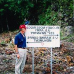 Peleliu, Palaus, for 55th anniversary. September 1999.