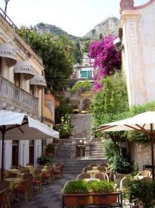 Taormina, Sicily. 2007