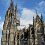 Cologne Cathedral, Europe's grandest. Germany. 2010.