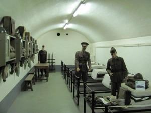 Fort Eban-Emael, Belgium museum. 2010