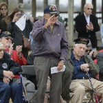 Commemoration of Pearl Harbor Survivors 71st Anniversary of Japanese attack on Hawaii - Battleship Park, Dec. 7, 2012