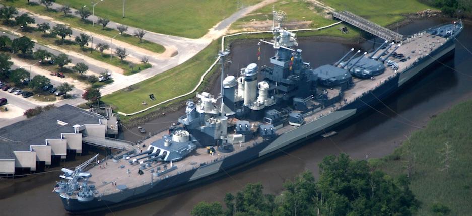 USS-North-Carolina